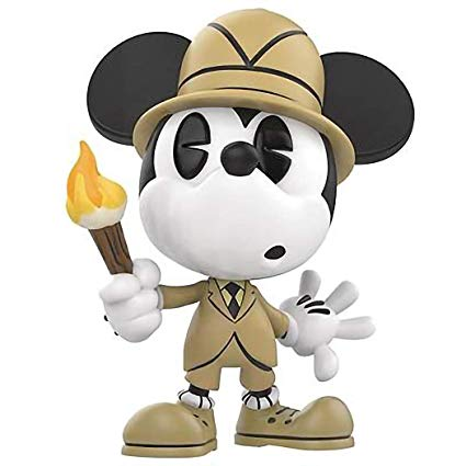 True Original - Explorer Mickey Figure