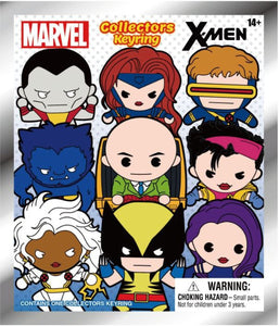 Marvel X-Men Mystery Keychain