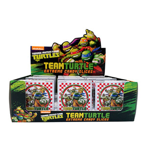 TMNT - Team Turtle Extreme Candy Slices