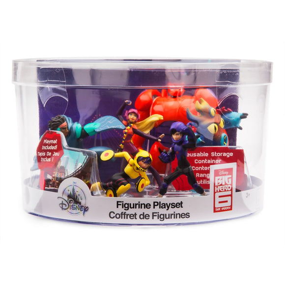 Big Hero 6 Figure Set