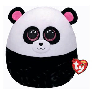 Squish-a-Boos - Bamboo the Panda 12""