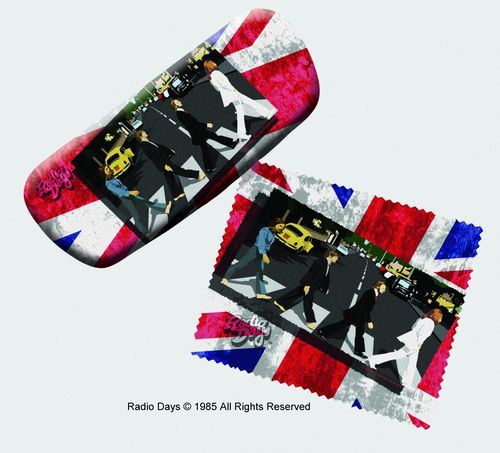 Beatles Eyeglass Case