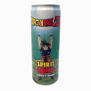 Dragon Ball Z - 12oz Spirit Bomb Energy Drink