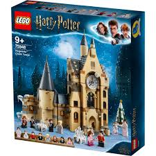 Harry Potter - Clock Tower Lego