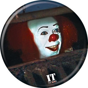 It 1990 - Pennywise In Drain Button