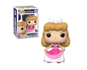 POP! Cinderella (Pink Dress)