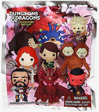 Dungeons & Dragons - Series 1 Mystery Keychain