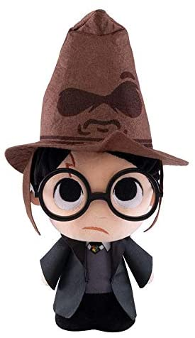 SuperCute Plush - Harry Potter with Sorting Hat