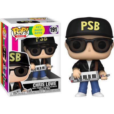 POP! Rocks - Pet Shop Boys: Chris Lowe