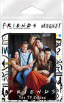 Friends - Cast in Central Perk Magnet