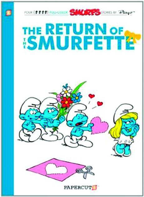 Smurfs - Volume 10: Return Of Smurfette Hardcover