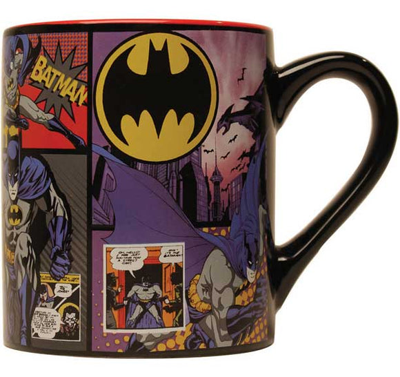 Batman Comic 14oz Mug