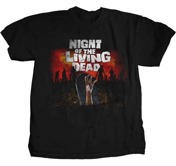 Night of the Living Dead - Graveyard Tee