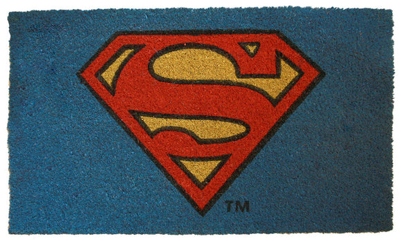 Superman - Logo Doormat