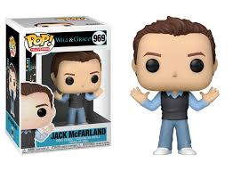 POP! Will & Grace - Jack McFarland