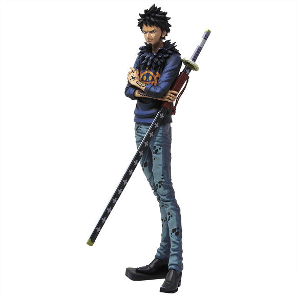 One Piece - Trafalgar Law Manga Dimensions Figure