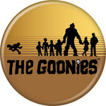 Goonies Shadows & Logo Button