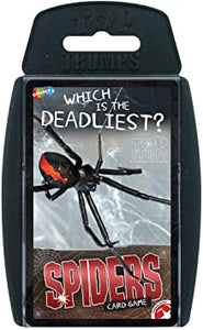 Top Trumps - Spiders