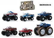Kings of Crunch Series 6 Die Cast