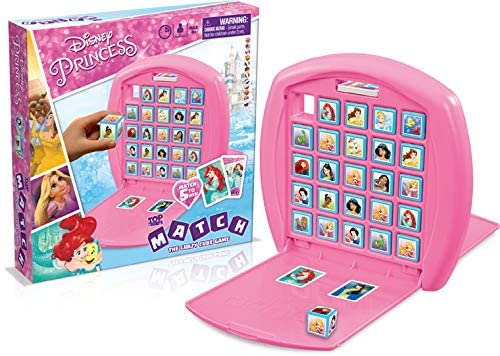 Top Trumps - Disney Princess Match Game