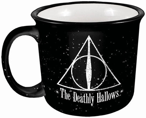 Harry Potter - Deathly Hallows Camper Mug