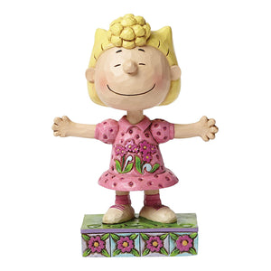 "Peanuts - ""Sassy Sally"" Jim Shore"