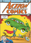 Action Comics - Comic Cover Magnet