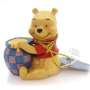 Winnie the Pooh - Mini Pooh With Honey Jim Shore