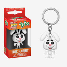 POP! Keychains - Trix Rabbit