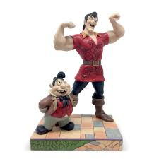 Beauty & The Beast - Gaston & Lefou