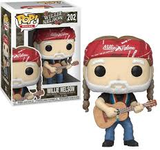 POP! Rocks - Willie Nelson