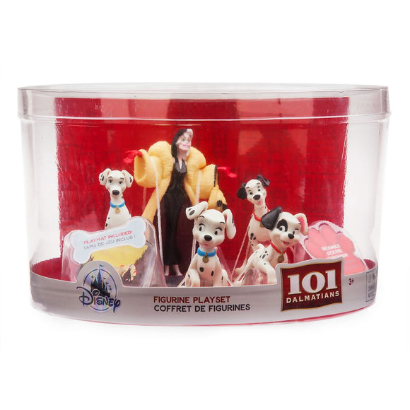 101 Dalmations - Figure Set
