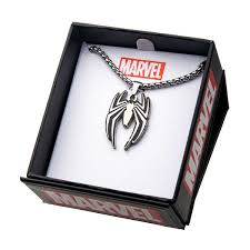 Spider-Man Game Logo Necklace