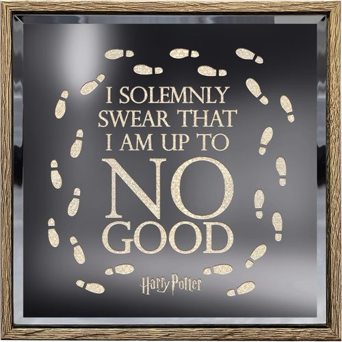 Harry Potter - Up To No Good Light Up Sign