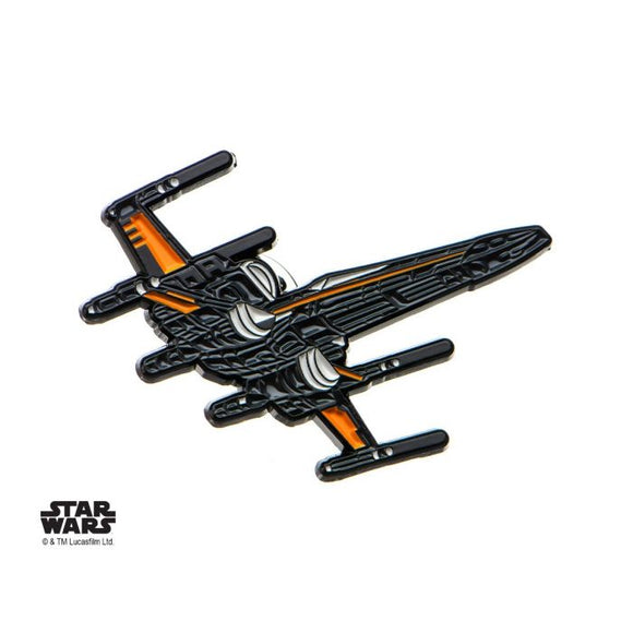 Star Wars - X-Wing Fighter Enamel Lapel Pin
