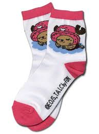 One Piece Chopper Socks