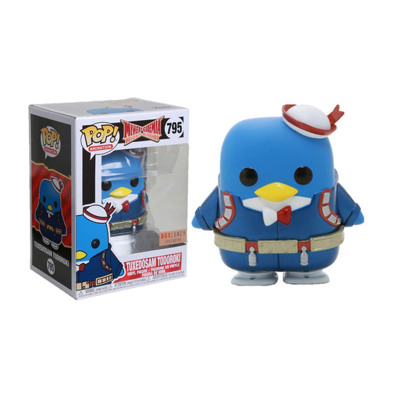 POP! SAN/MHA - Tuxedosam Todoroki (Box Lunch Exclusive)