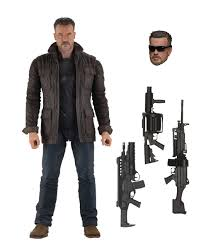 Terminator: Dark Fate - T-800 Action Figure
