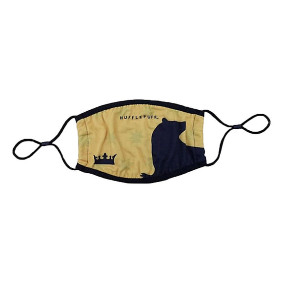 Harry Potter - Hufflepuff Badger Face Mask