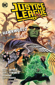 Justice League - Volume 3: Hawkworld Trade Paperback