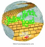 WIZARD OF OZ Yellow Brick Road STEPPING STONE