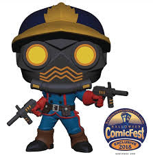 POP! GOTG Star Lord HCF PX