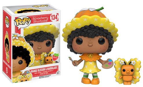 POP! Strawberry Shortcake: ORANGE BLOSSOM & Marmalade