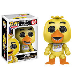 POP! Five Nights At Freddy's: CHICA VINYL FIG