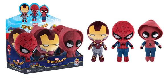 HERO PLUSHIES: Spiderman Homecoming