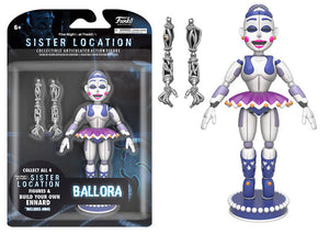 FIVE NIGHTS FREDDY Ballora AF
