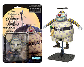 NBX Clown Tear Away Face REACTION FIG