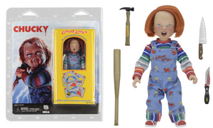 "CHUCKY 8"" Clothed FIG"
