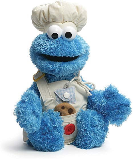 Sesame Street - Teach Me Cookie Monster 17