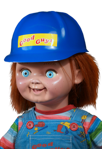Child's Play - Chucky's Construction Helmet